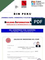 BIM PERU I