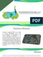 Recuperadora Ecoglobal