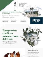 Conflicto Minero_ Fruta del Norte