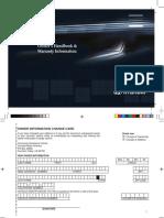 Hyundai Elantra Owners Manual