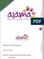 Alama Presentacion 2010 Nov