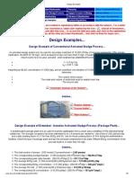 Design information reference