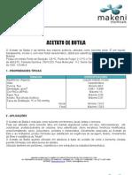 Acetato de Butila - BT