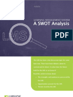 Learning Management System (LMS) - A SWOT Analysis