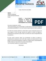 5.- CARTA DE RESPUESTA A COAM 20 enero 2020
