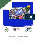 Centrales Obreras en Honduras