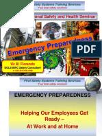 Preparing For Emergencies.ppt