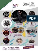 Festiva Toluca 2020