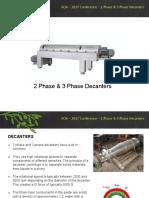 2 &3-Phase-Processing Decanterfewf334r cedw