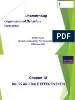 Role and Role Effectiveness