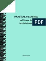Vocabulario Huasteco