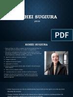 30. Kohei Sugiura