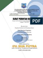 Cover Kontrak Mobil