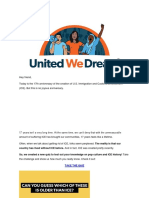 UWDAction - Take Our NEW Quiz!