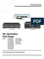 DVP-NS300, DVP-NC650, DVP-NS315, DVP-NC655P, DVP F 25 Tm  5th gen. DVD players