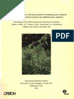 Chromolaena Biocontrol 1993