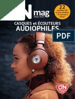 ON mag - Guide casques et écouteurs audiophiles 2020