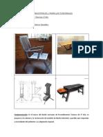 Proyectos muebles industriales y parrillas 2019