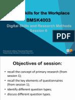 Session 6 BMSK4003 Slides