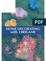 Tomoko Fuse - Home Decoration With Origami