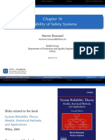 chapt10-sis Reliability of Safety Systems