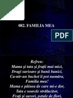 082 Familia mea