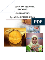 Research Report of Growth of Islamic Banking in Pakistan