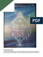 A Presenca do Cristo (Djalma Argollo)