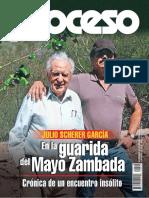 En la guarida del Mayo Zambada, Julio Scherer García. Revista Proceso