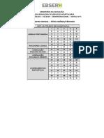 IBFC gaba Técnico em Saúde Bucal._98