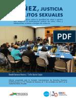 Libro Niñez, Justicia y Delitos Sexuales PDF