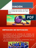 la motivacion CONCEPTOS