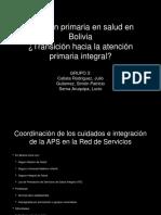 APS en Bolivia