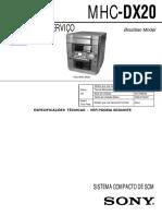 MHC-DX20 ver. 1.4