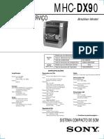 MHC-DX90 ver. 1.1