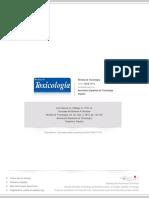 Toxicidad del Bisfenol A Revision_Juan Garcia A., Gallego C. & Font G.