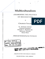 Charles Taylor - The Politics of recognition.pdf