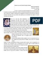 Breve Catequesis acerca del Credo de la Iglesia Ortodoxa