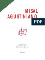 REF. Misal Agustiniano