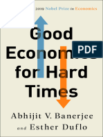 Good Economics for Hard Times by Abhijit V. Banerjee, Esther Duflo.epub