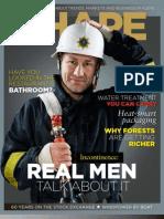 SCA's magazine SHAPE 4/2010
