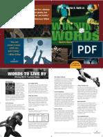 Winning Words Teachers' Guide - Poster