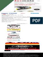 AIROH Capacete TWIST 2.0 RACR Gloss 2020  Capacete Offroad - Salgados Moto