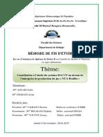 relation entre ISO22000 et HACCP