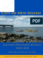 New Haven Budget 2020-21