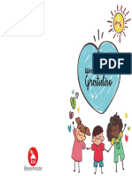 Jornal da Gratidão {frente e verso}