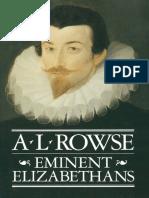 A. L. Rowse (auth.) - Eminent Elizabethans-Palgrave Macmillan UK (1983).pdf