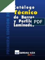 a  CATALOGO_TECNICO_GERDAU_AZA