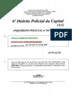 Inquérito policial ovos de páscoa Natal/RN