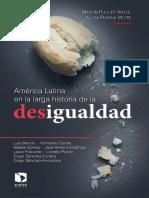 Puchet Anyul Martin Y Puyana Mutis Alicia - America Latina En La Larga Historia De La Desigualdad.pdf